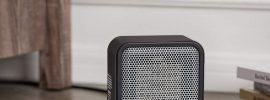 AmazonBasics 500-Watt Ceramic Personal Heater