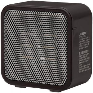 AmazonBasics 500 watt portable space heater